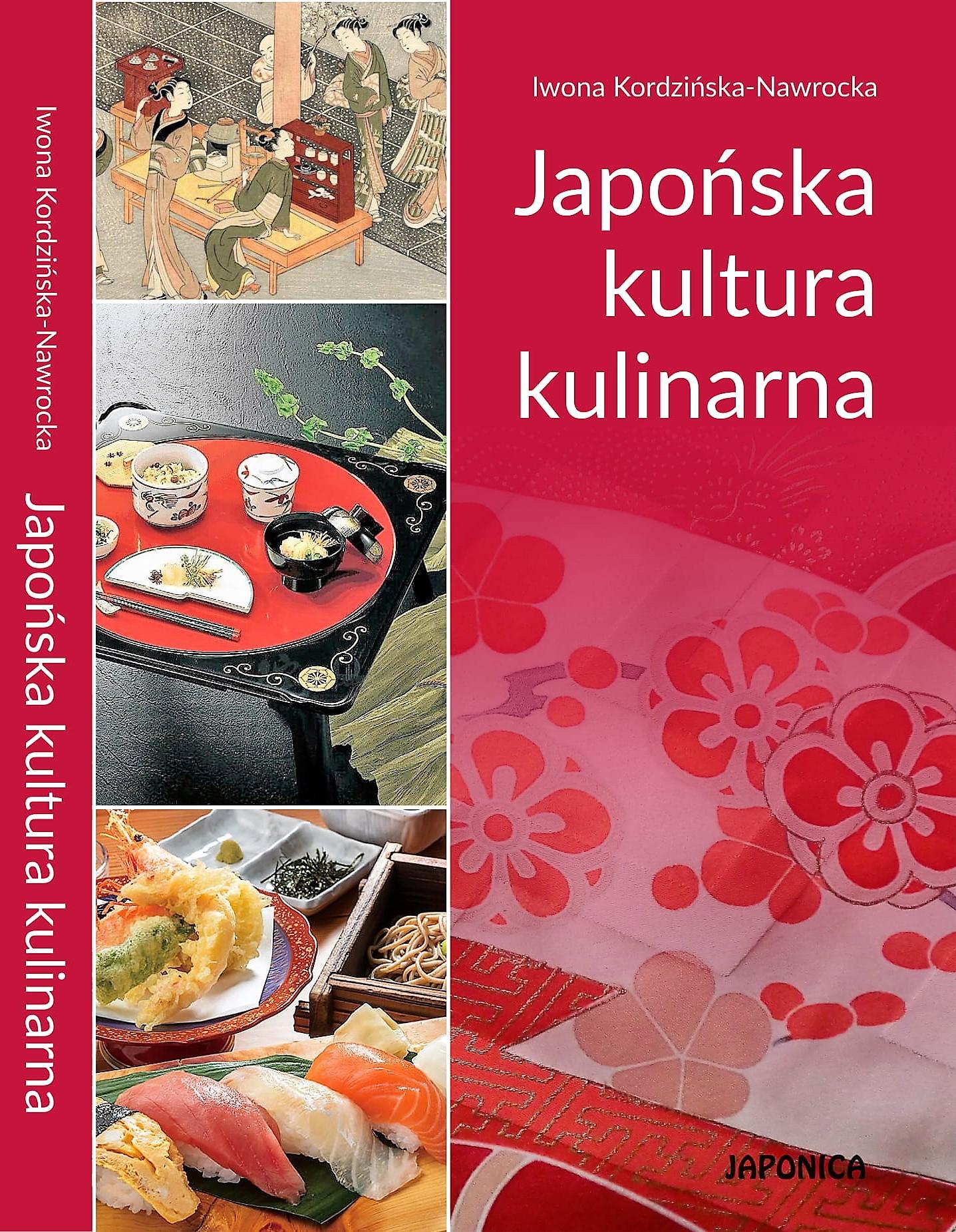 Iwona Kordzinska Nawrocka Japonska Kultura Kulinarna Pdf Oraz E Pub Japonica